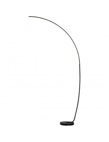 lampadaire en metal LED jaxta noir 26236NO