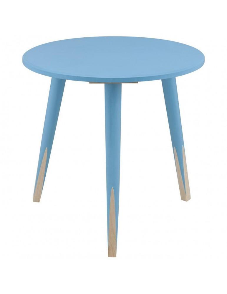 Table appoint scandinave grenadine bleu 13500BU