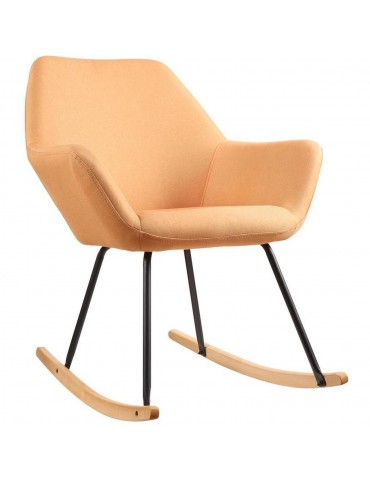 Rocking chair palma orange 47134OR