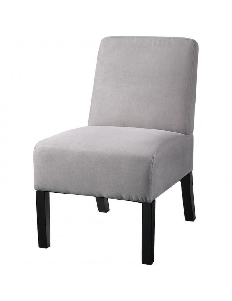 Fauteuil design malmesbury gris 13821GR