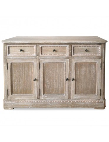 Buffet Winter Chene clair patine 15ay003d