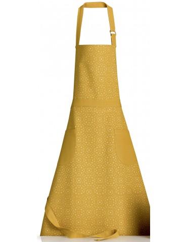Tablier de cuisine Galatée Curry 80 x 85 8398049000Winkler