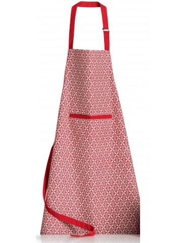 Tablier de cuisine Calypse Rouge 72 x 85 8431030000Winkler