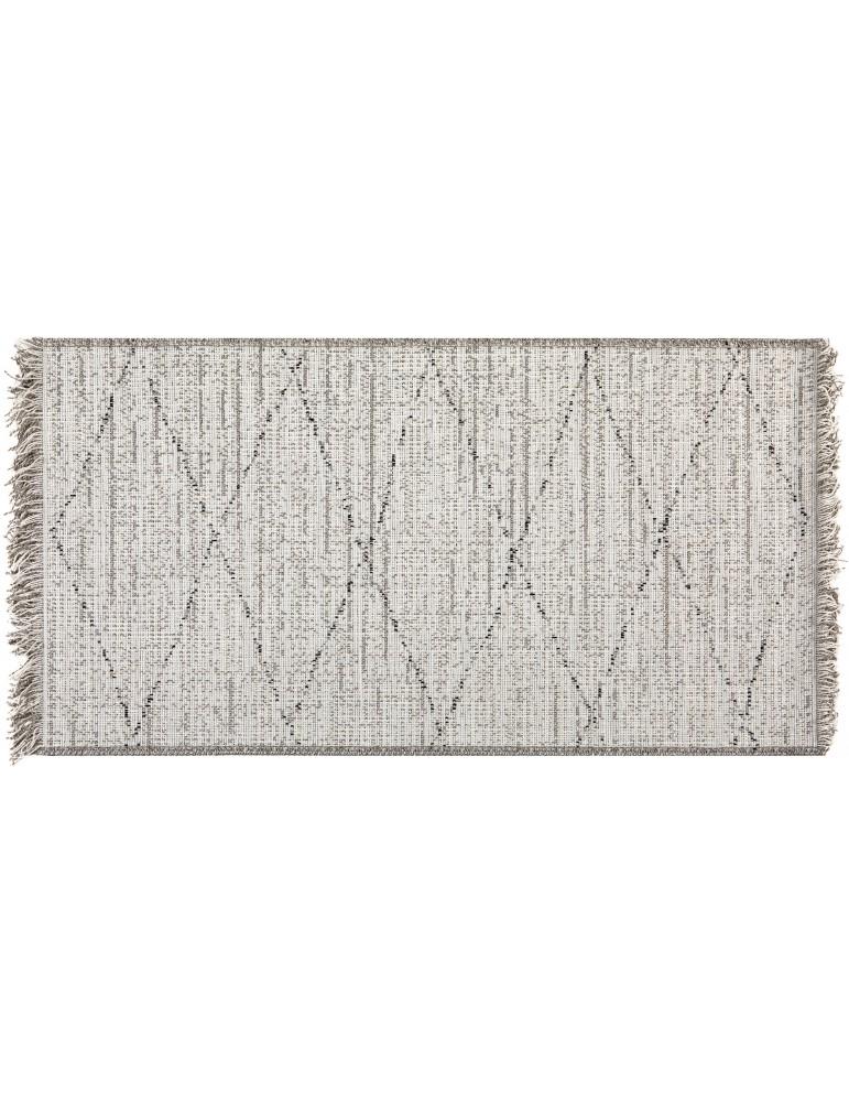 Tapis Tweed Neige 60 x 110 6059015000Vivaraise