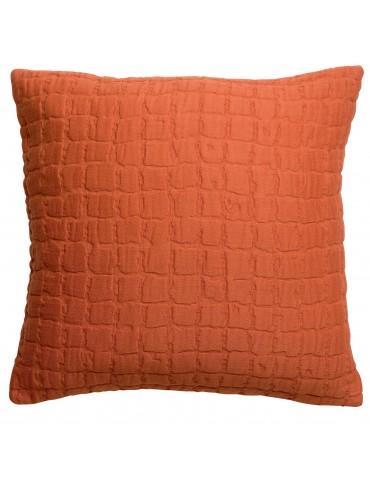 Coussin stonewash Swami Rooibos 45 x 45 2909036000Vivaraise