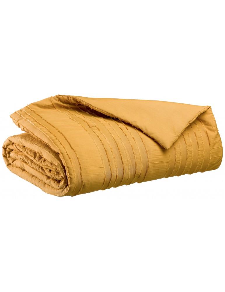 Jeté de lit Miha Bronze 180 x 260 2940040000Vivaraise