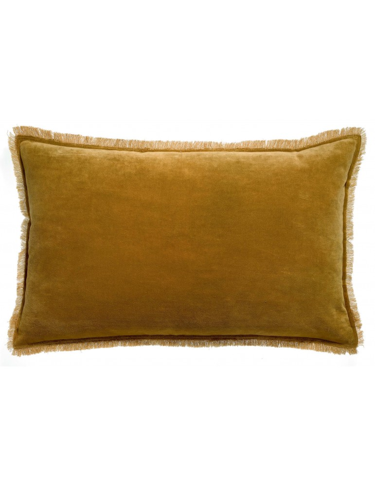 Coussin uni Fara Bronze 40 x 65 5743023000Vivaraise