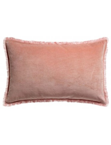 Coussin uni Fara Pink 40 x 65 5743030000Vivaraise