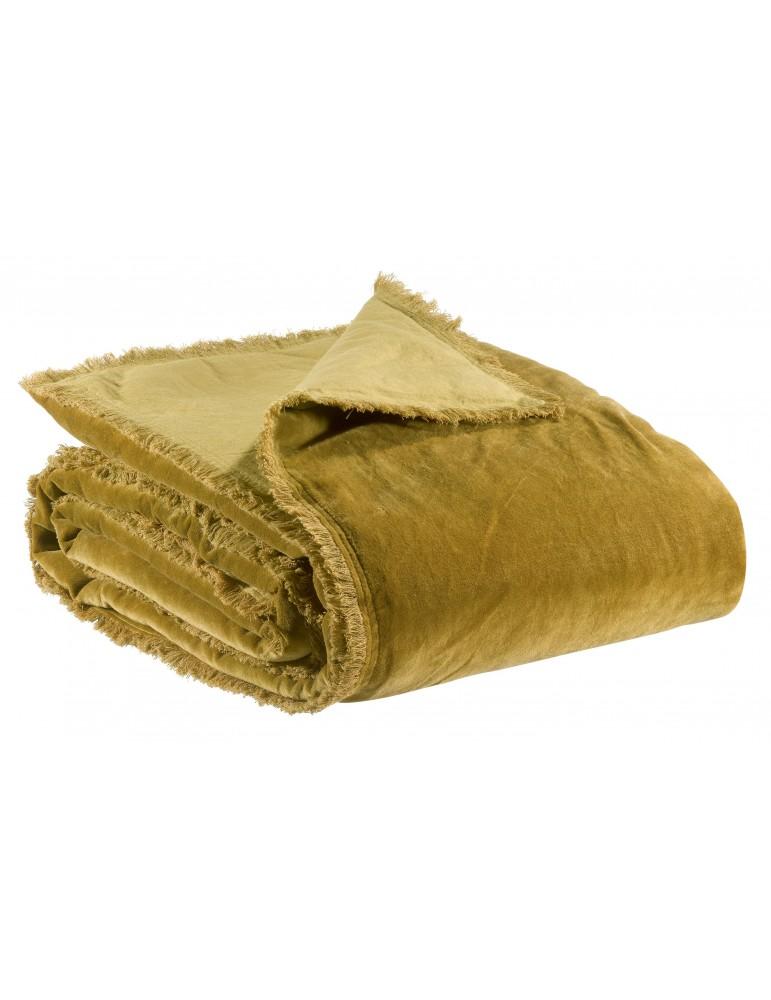 Plaid uni Fara Bronze 135 x 200 5745023000Vivaraise