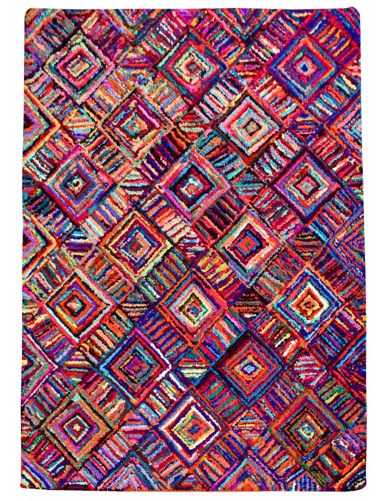 Tapis Edmund Multicolore 160 x 230 4759090000The Rug Republic