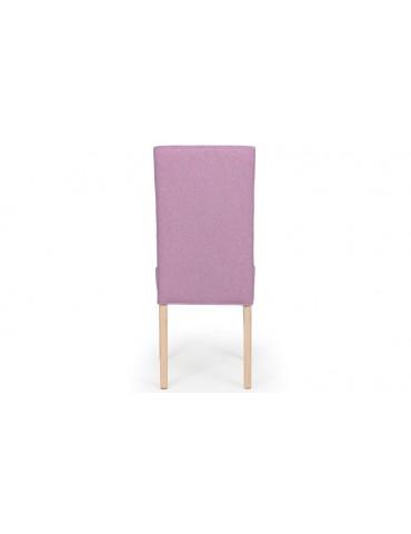 Lot de 2 chaises Costel Tissu Violet hy901rtissuviolet
