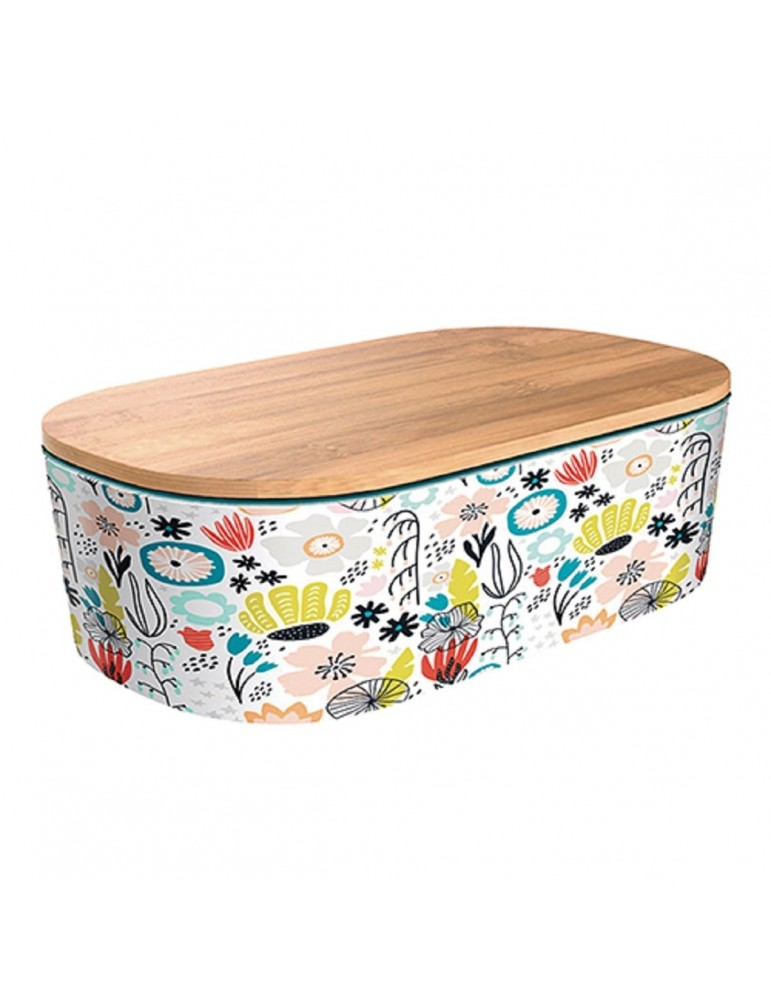 Bamboo lunchbox Pop Garden CMBLB948Kiub