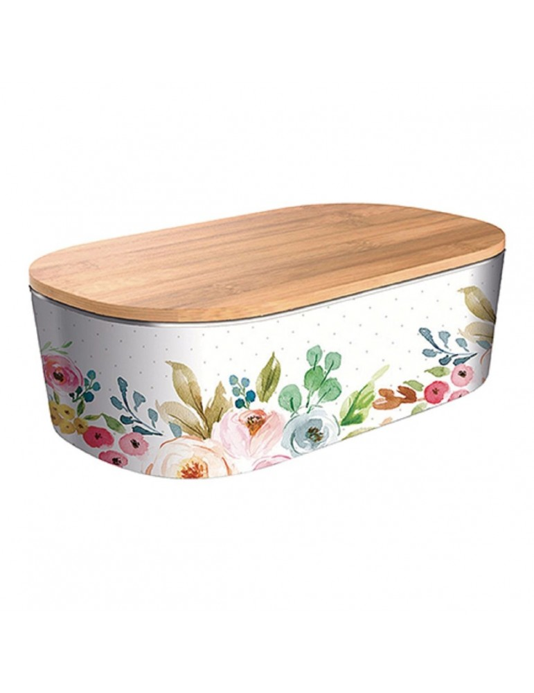Bamboo lunchbox romantic flower CMBLB932Kiub
