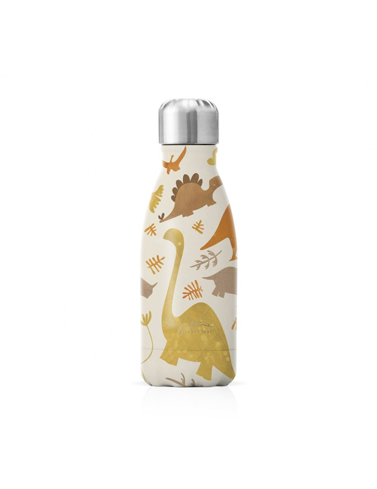 Bouteille isotherme inox enfant 260ml - Dino LTBOTS50