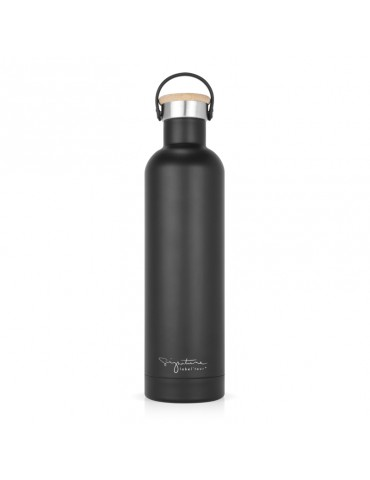 Bouteille isotherme neo retro inox 500ml - Scarabee LTBTL34Label'tour