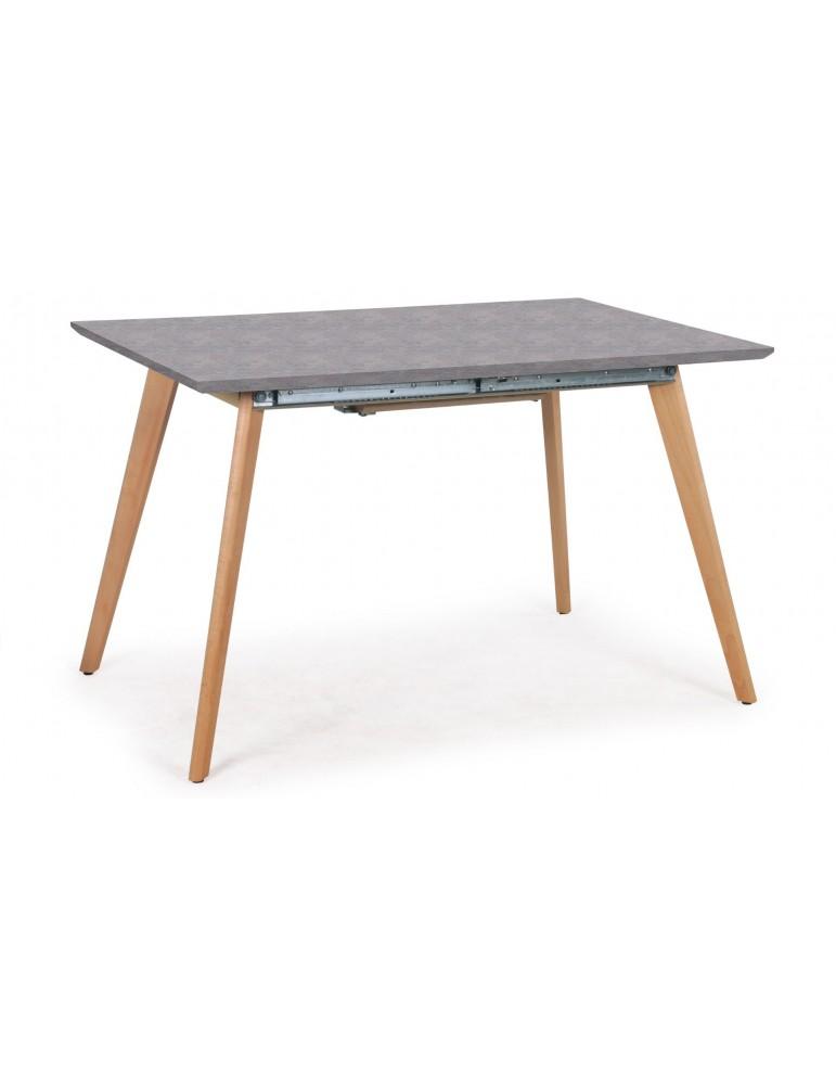 Table extensible Bilbao effet Beton l038effetbeton