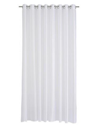 Rideau voile Touch Blanc 140 x 240 3711010201Les Ateliers du Linge