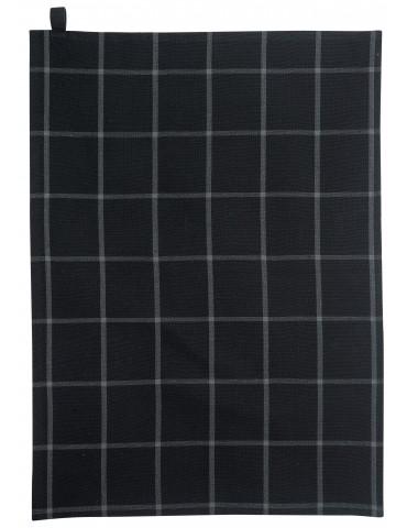 Torchon recycle Doha Noir 50 x 70 3737079000Winkler