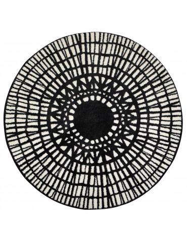 Tapis Noa Ombre diamètre 200 cm 5372075000Vivaraise
