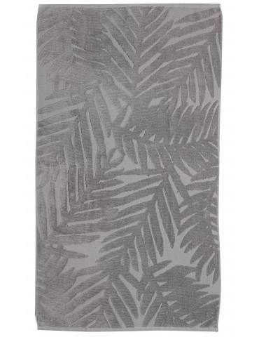 Drap de douche uni Palme Stone 70 x 130 4817070601Les Ateliers du Linge
