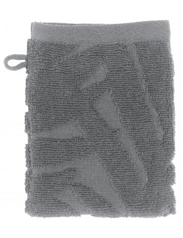 2 gants de toilette Palme Stone 15 x 21 4491070602Les Ateliers du Linge