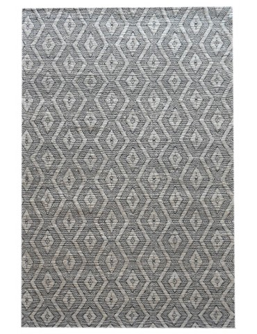 Tapis Flair Naturel/noir 160 x 230 5437078000The Rug Republic