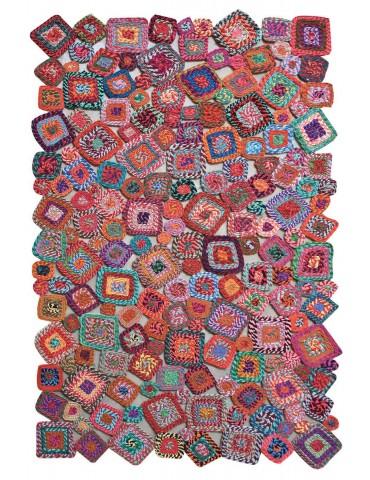 Tapis Gunray Multicolore 160 x 230 5389090000The Rug Republic