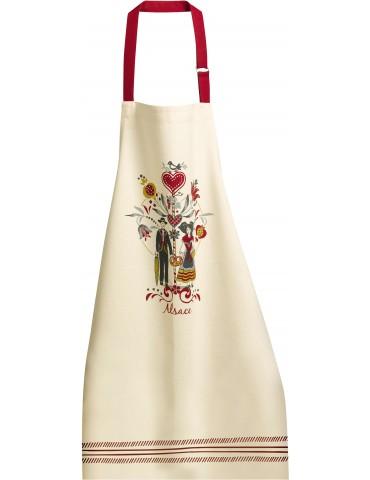 Tablier de cuisine Boem Beige 72 x 85 3887080000Winkler