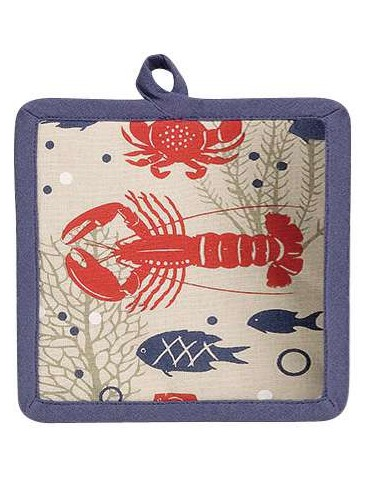 Manique Crustacés Ficelle 18 x 18 6337050000Winkler