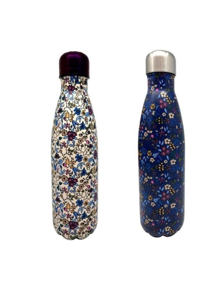 Lot de 2 bouteilles isotherme 500ml Liberty LOTBOUTH21U007-008Kiub