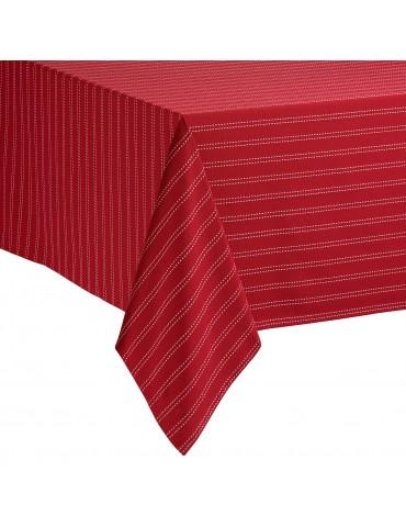 Nappe Point de sellier Tango 150 x 250 2643030601Les Ateliers du Linge