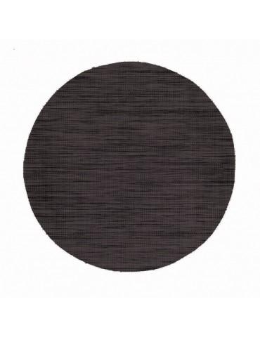 Set de table rond Gala Ardoise diamètre 35 cm 2727070000Les Ateliers du Linge