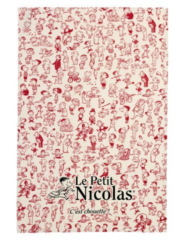 Torchon Le petit Nicolas Personnages Ecru 48 x 72 7131010000Winkler