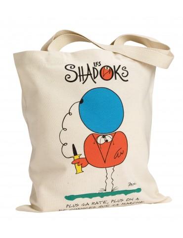 Sac Shadoks Bilboquet Ecru 35 x 40 6235010000Winkler