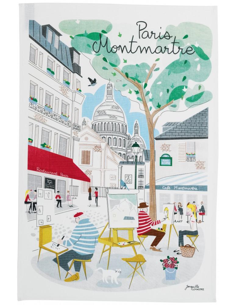 Torchon Paris Montmartre Ecru 48 x 72 6259010000Winkler