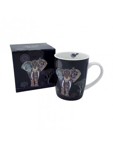Mug Jewel Elephant MUG03C01Kiub