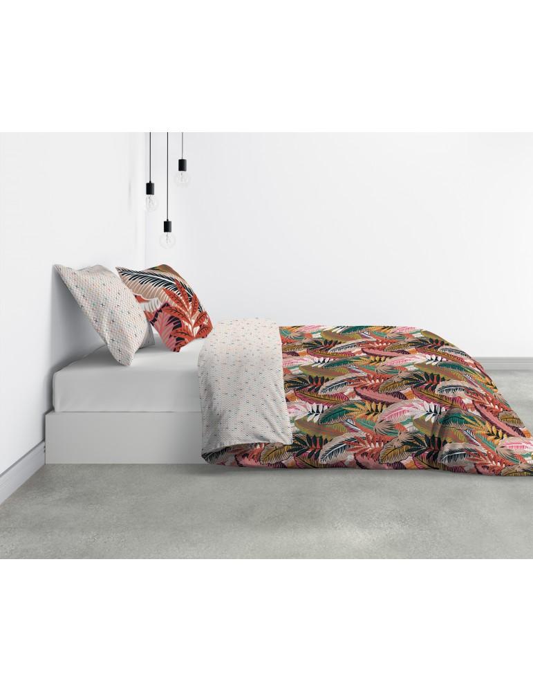Parure de lit 2 personnes Narnia avec housse de couette et taies d'oreiller Imprimé 200 x 200 6752000503Les Ateliers du Linge