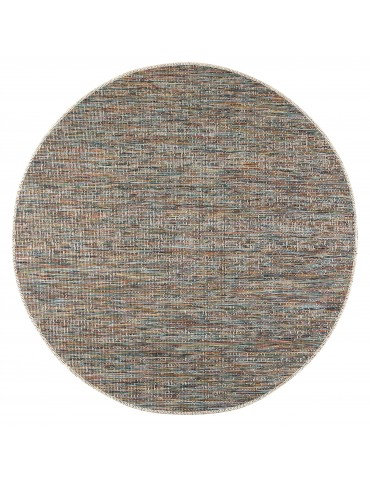 Tapis Tissia Thym diamètre 160 cm 7524024000Vivaraise