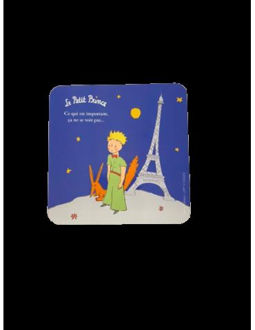 Dessous de verre carrés X6 Le Petit Prince A Paris SOV26Z01Kiub