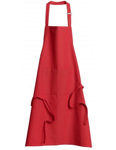 Tablier de cuisine Dario Rouge 85 x 72 8253036000Winkler