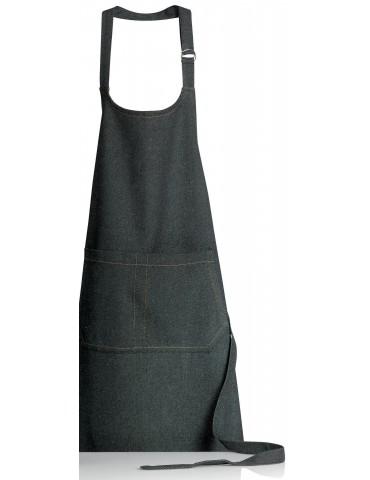 Tablier de cuisine Davis Noir 85 x 70 8244079000Winkler
