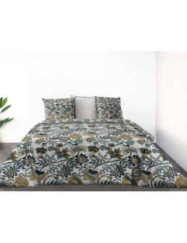 Parure de lit 2 personnes Bohemia avec housse de couette et taies d'oreiller Imprimé 260 x 240 8638000000Les Ateliers du Linge