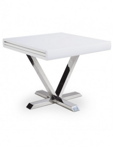Table Vicky Blanc AT10016-Blanc