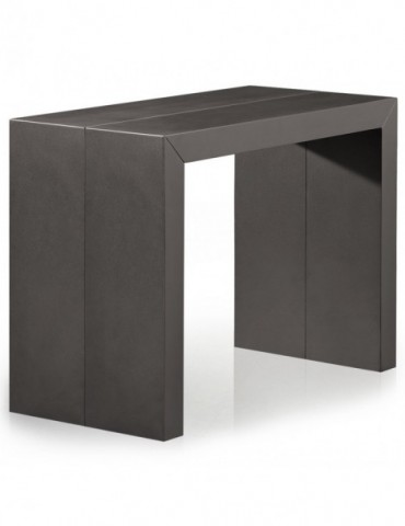 Table Console Nassau Gris carbone AT-8027-Gris carbone