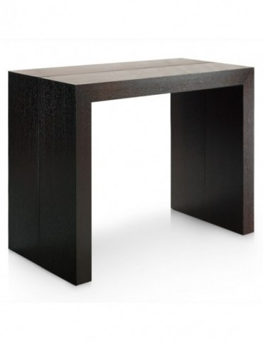 Table Console Nassau XL Bois wenge at-8027L-Bois wenge