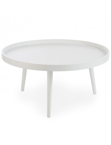 Table basse scandinave Randel Blanc 71819