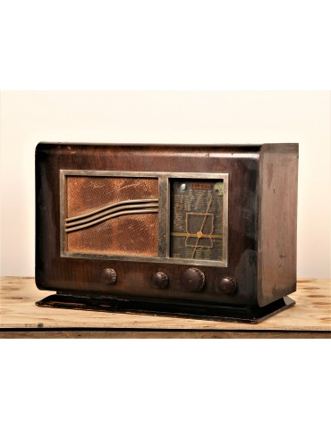 Radio vintage Bluetooth Telco 412