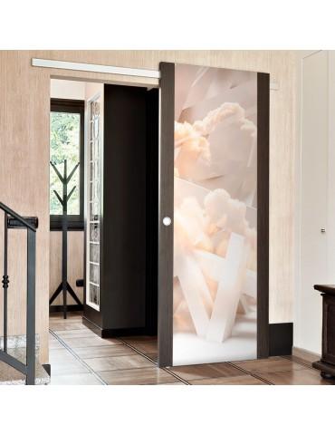 Papier-peint pour porte - Heavenly Stairs A1-TNTTUR0083.
