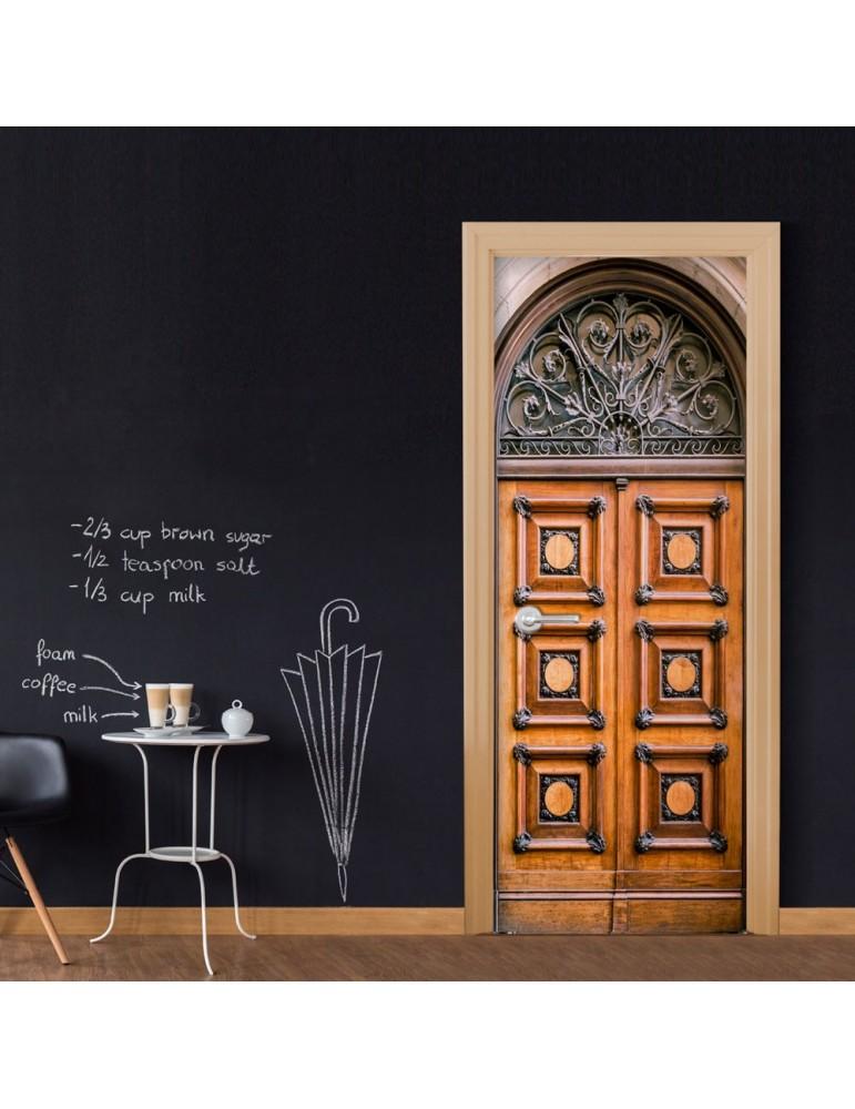 Papier-peint pour porte - Antique Doors A1-TNTTUR0127