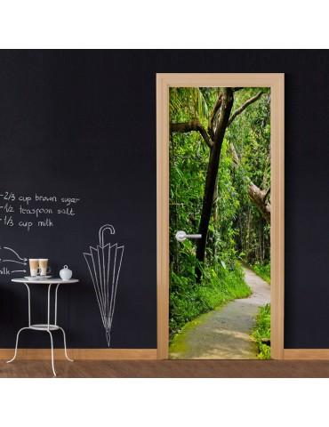 Papier-peint pour porte - Forest Avenue A1-TNTTUR0147